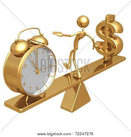 Balancing Time And Dollar
