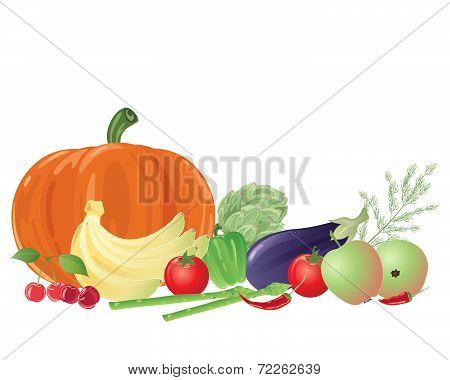 Fruit And Veg