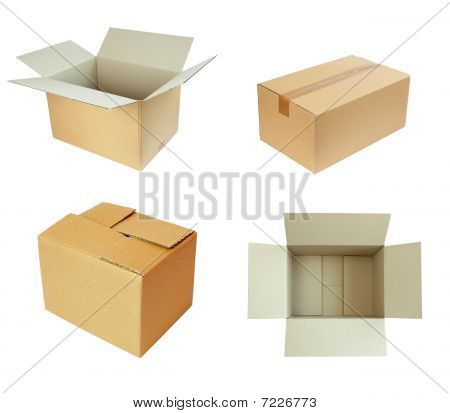 Box Package Cardbord