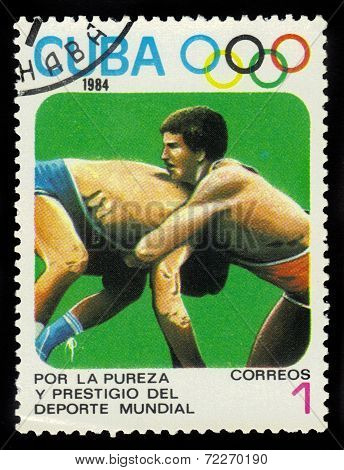 Olympic Sports. Greco-roman Wrestling