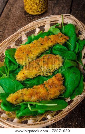 Chicken Goujons