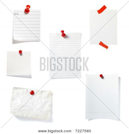 Red Clip Notes Business Office Group