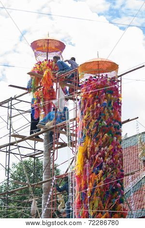 Many people to join Religious ceremony festival