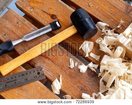 Carpenter Work.