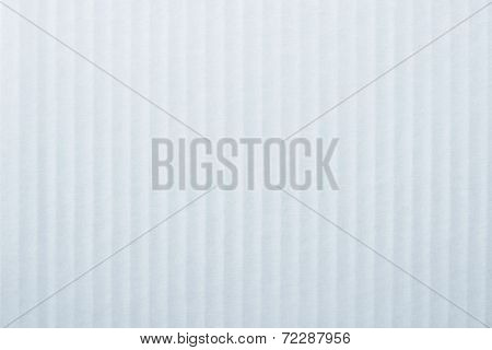Wavy Texture Of Paper White Silvery Color