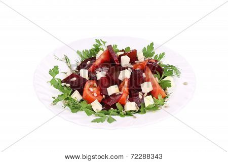 Beet Salad.