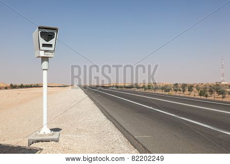 Radar Speed Control Camera
