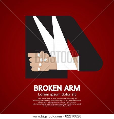 Broken Arm.