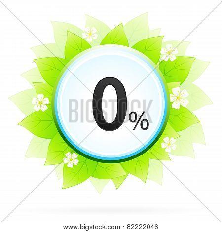 0% Icon