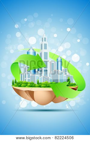 The Island Of Green Business