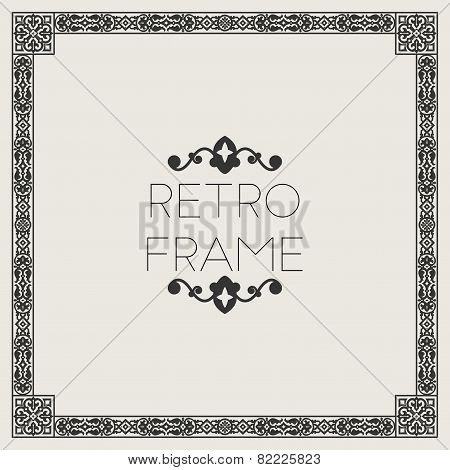Deorative Frame