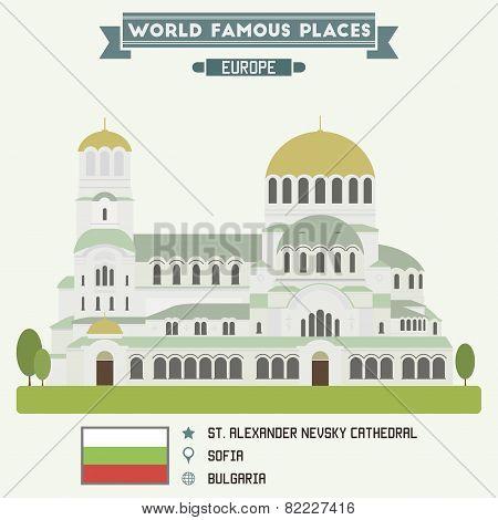 St. Alexander Nevsky Cathedral. Sofia