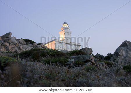 Lighthouse - Capo Testa, Sardinia Italy
