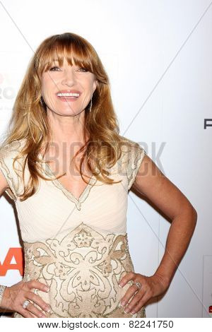 LOS ANGELES - FEB 2:  Jane Seymour at the AARP 14th Annual Movies For Grownups Awards Gala at a Beverly Wilshire Hotel on February 2, 2015 in Beverly Hills, CA