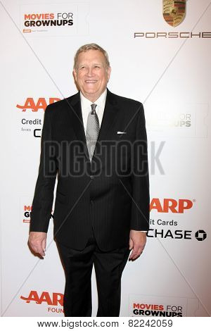 LOS ANGELES - FEB 2:  Ken Howard at the AARP 14th Annual Movies For Grownups Awards Gala at a Beverly Wilshire Hotel on February 2, 2015 in Beverly Hills, CA
