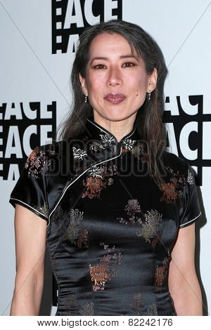 LOS ANGELES - JAN 30:  Edie Ichioka at the 65th Annual ACE Eddie Awards at a Beverly Hilton Hotel on January 30, 2015 in Beverly Hills, CA