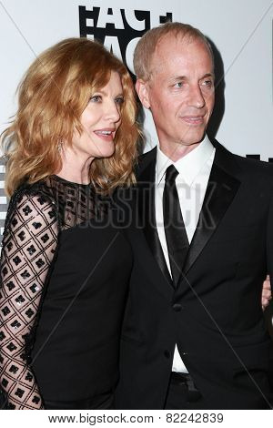 LOS ANGELES - JAN 30:  Rene Russo, Dan Gilroy at the 65th Annual ACE Eddie Awards at a Beverly Hilton Hotel on January 30, 2015 in Beverly Hills, CA