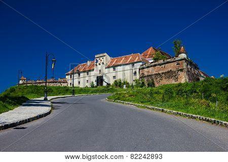 Brasov Fortress - Brasov, Romania, Transylvania