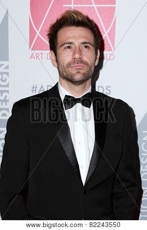 LOS ANGELES - JAN 31:  Matt Ryan at the 19th Annual Art Directors Guild Excellence in Production Design Awards at a Beverly Hilton Hotel on January 31, 2015 in Beverly Hills, CA