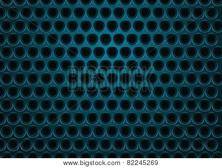 honeycomb grille