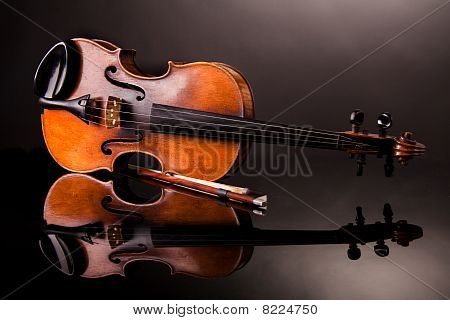 Beautiful Old Violin