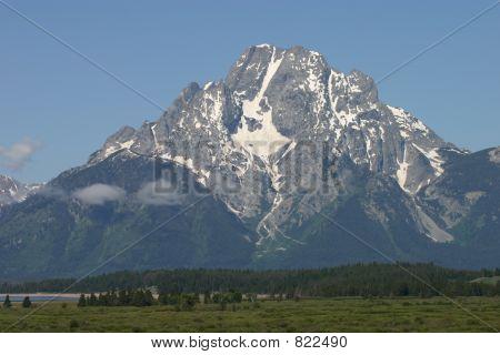 Grand Teton Scenic View
