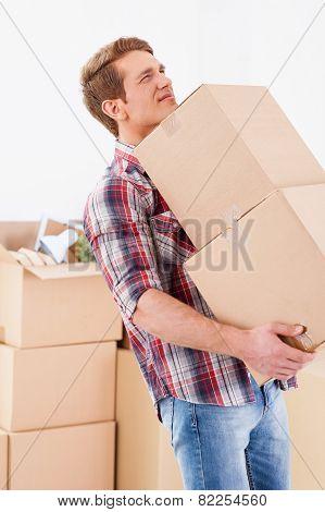 Too Heavy Boxes