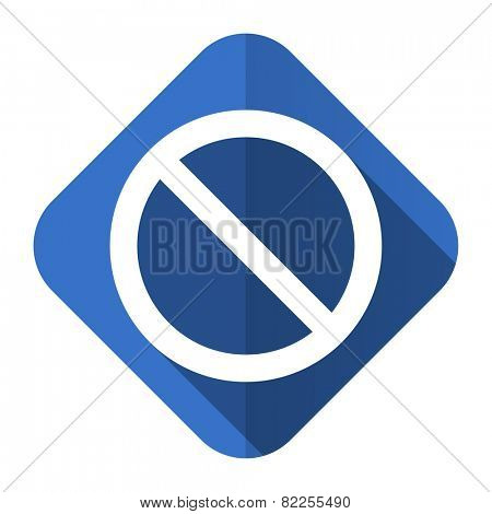access denied flat icon