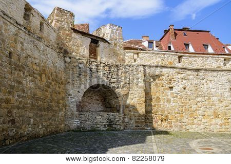 Fortified Wall