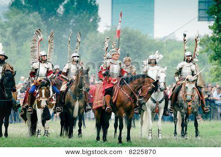 Hussars - Battle Of Kluszyn 1610