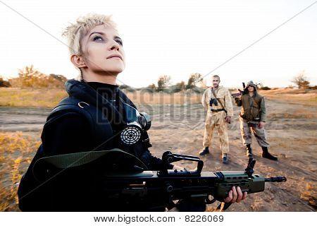 Patrulha militar