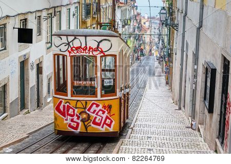 Lisbon, Portugal, Europe - View from