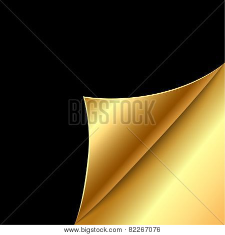 paper corners. Vector illustration