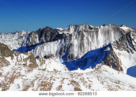 Moldoveanu Peak, Romania s highest peak (2544m)