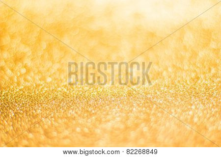 abstract golden background, festive design element