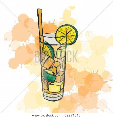 cocktail Long Island Ice Tea