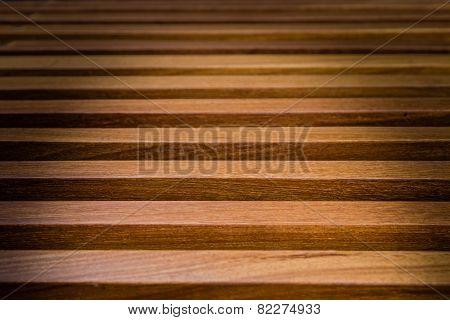 Dept Of Wood Block