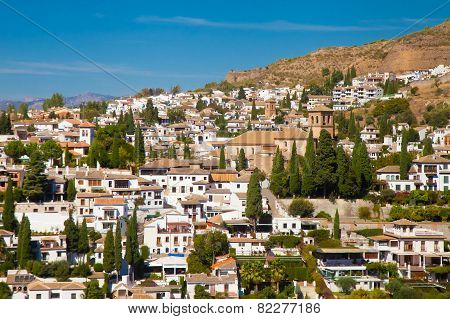 View Of Albaicin