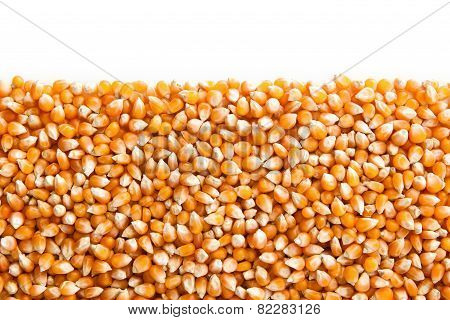 Corn Beans Background