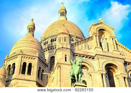 Paris Montmartre Church