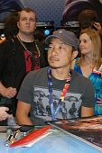 Jim Lee at Comic-Con