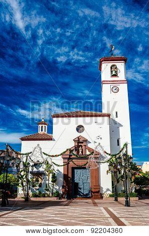 Catholic Church Of Nuestra Senora Del Rosario