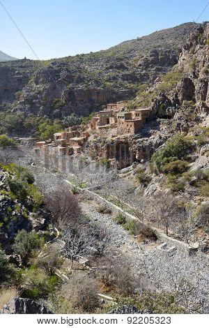 Wadi Habib Ghost Town
