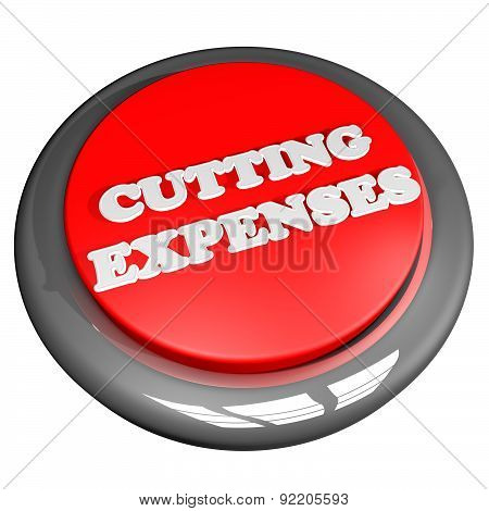 Cutting Expenses Button