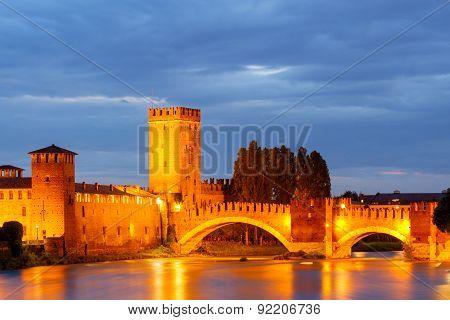 Verona. Castelvecchio.