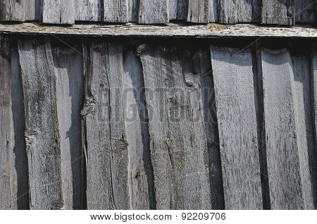 Dingy planks
