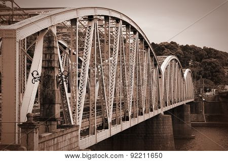 Inuyama Railway Bridge