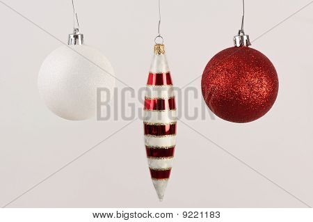 Three Decorations