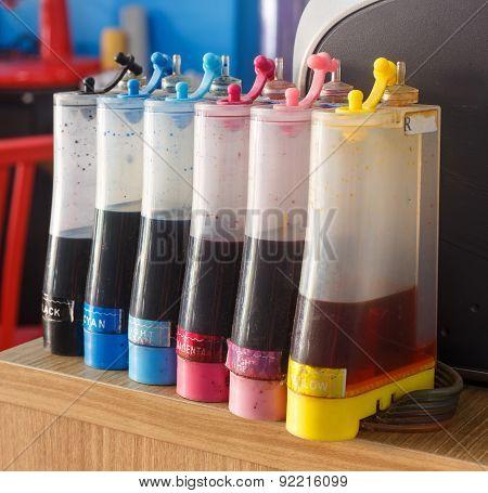 Printer Ink Tanks