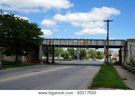 Ohio Street Underpass